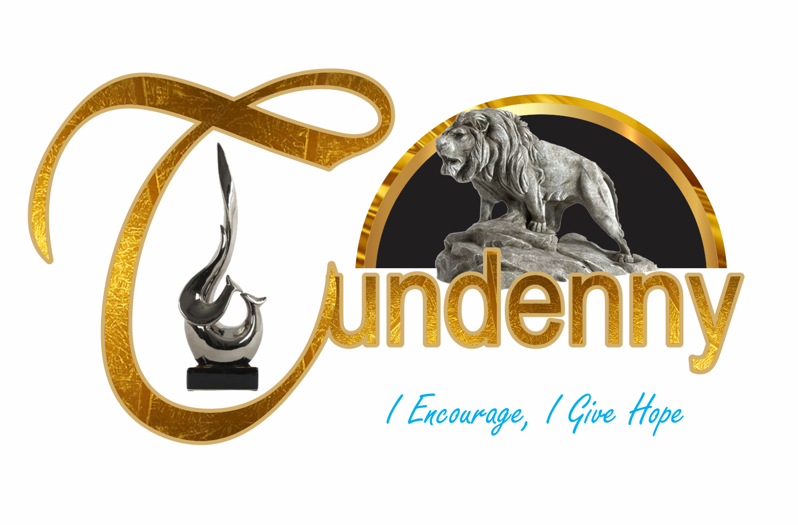 When Tundenny Created his Logo